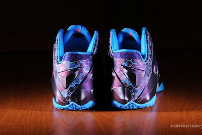 nike lebron 11 gr summit lake hornets 8 02 Release Reminder: LeBron 11 Hornets Buzz In Tomorrow