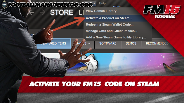Activate FM15 Steam Code