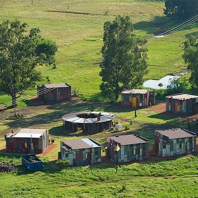 Shanty Town: Slum Themed Resort for the Tasteless Rich