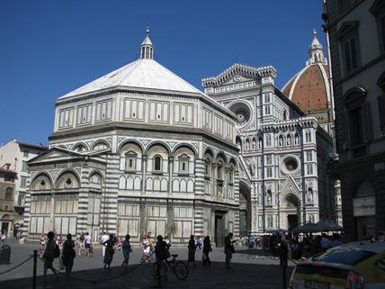 Igreja e Batistério de Florença