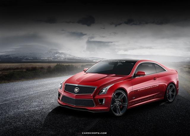 2015 ATS-V Coupe