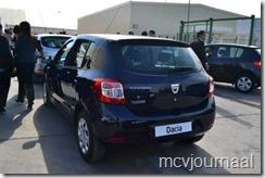 Dacia Sandero Marokko 02