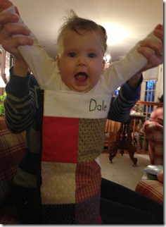 hadliegh dale stocking