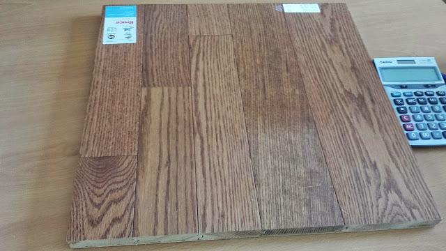 bruce hardwood flooring, fulton oak plank flooring, nj new jersey