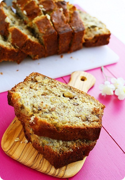 Hawaiian Banana Nut Bread – The most melt-in-your-mouth banana bread EVER. Get the simple, scrumptious recipe! | thecomfortofcooking.com