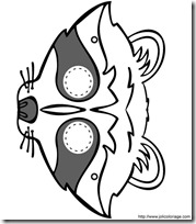 mapache mascara (4) 1