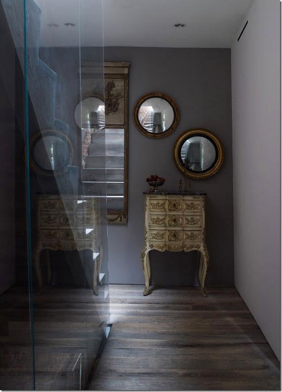 case e interni - Chelsea - casa moderna - tre piani (11)