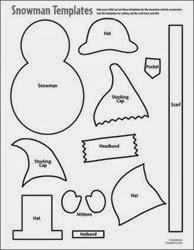 dibujos-de-navidad-para-recortar-y-armar-snowman2