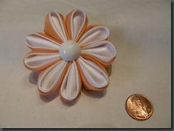 Double-petal Kanzashi