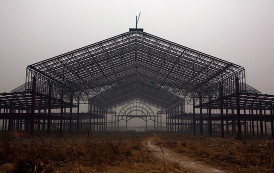 Parque abandonado na China 15