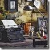 vintage biuro