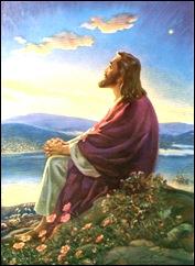 Jesus_orando- de dia