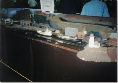 22 Beaverton Modular Railroad Club Layout at GATS in Portland, Oregon in October 1998