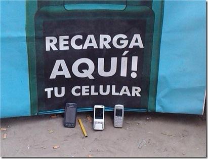 recarga tu celular