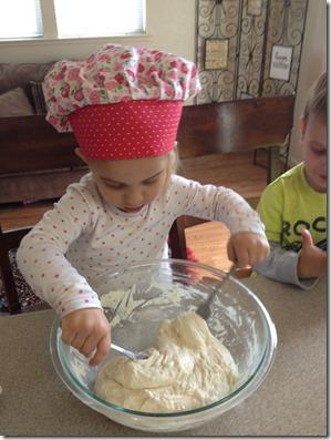 Transformation Tuesday - Bread Dough - Irreversible Transformation
