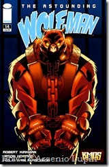 P00015 - The Astounding Wolf-Man #14