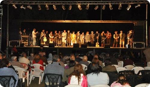 31º Encuentro Nacional Santosvegano de Payadores en San Clemente del Tuyú