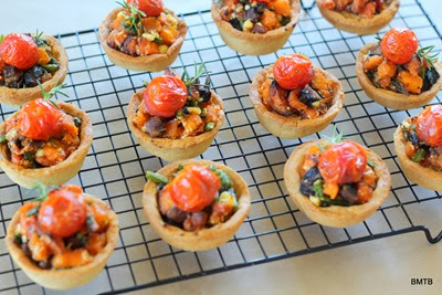 Vegetable Tarts by Baking Makes Things Better (2)