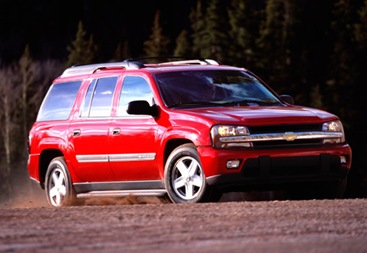 2005 Chevy TrailBlazer EXT