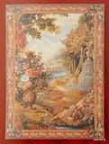 Gobelin 1129, Bouquet au drape, 150x110cm