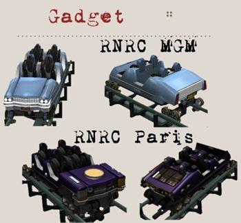 RNRC Paris v2 e o RNRC MGM (Gadget) lassoares-rct3
