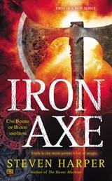 Iron Axe - Steven Harper