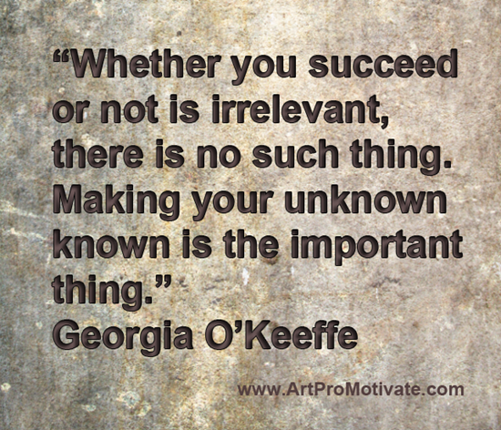 georgia okeeffe quote