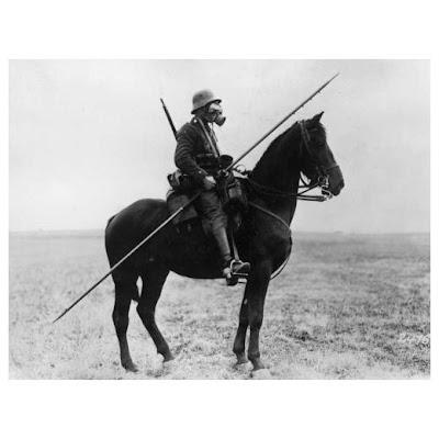 Aufnahmedatum: 1916<BR>Systematik: <BR>Geschichte / Weltkrieg I / Gaskrieg