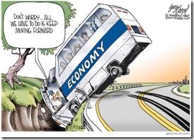 economy wreck