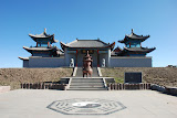 Tianshan - Nouveau temple de tianshan
