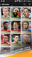 Screenshot of Topps KICK 15