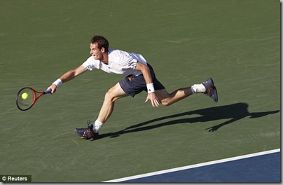 Andy Murray -japan open