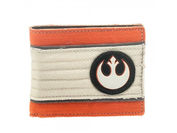 Star Wars Rebel Alliance Wallet from Bid Bad Toy Store
