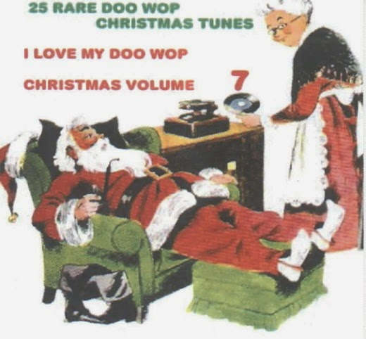 I Love My Doo Wop Christmas Vol 7 Front