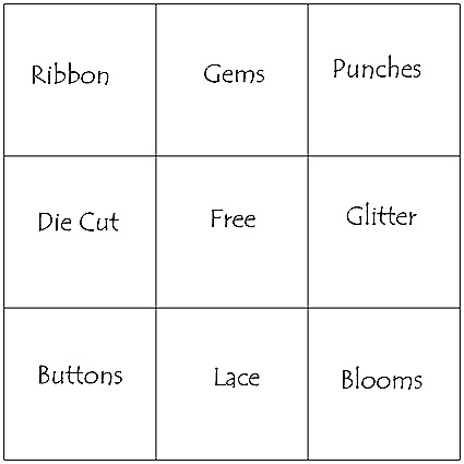 bingo grid june 2012