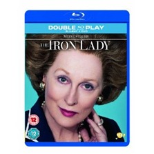 DVD Blu-Ray - The Iron Lady