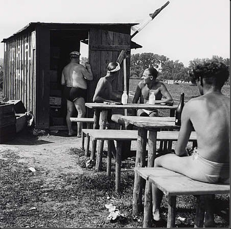 14 Refreshment Kiosk, the Lobau, Vienna 1932