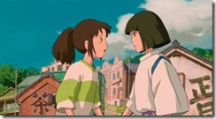 Spirited Away Breath Promise