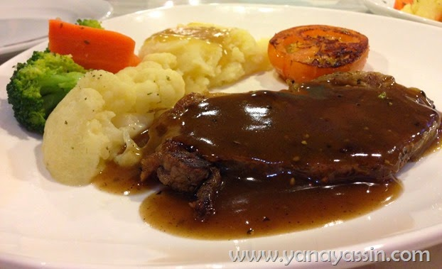 Kenny Rogers Beef Steak