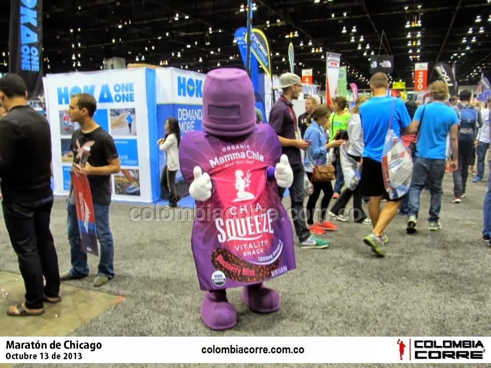 maraton de chicago 2013
