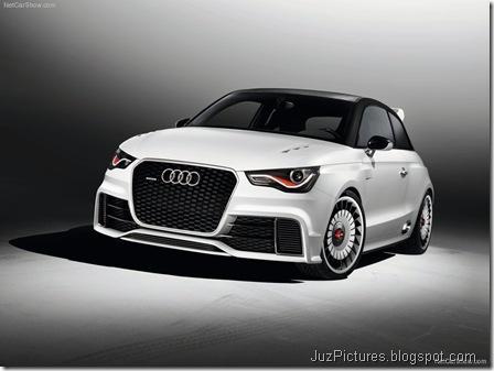 Audi A1 clubsport quattro Concept3