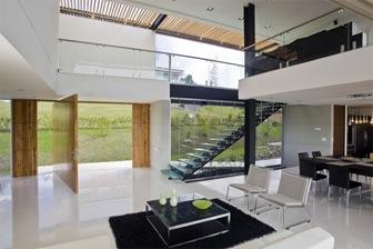Casas Minimalista Arquitecto Carlos MolinaColombia ArQuitexs