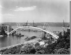 Henry Hudson Bridge July 8 1936 - MTA Photos