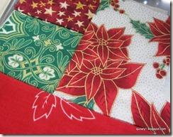 scrappy fabric