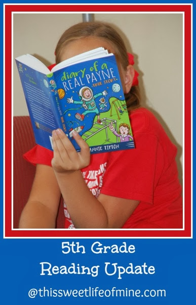 5th Grade Reading Update