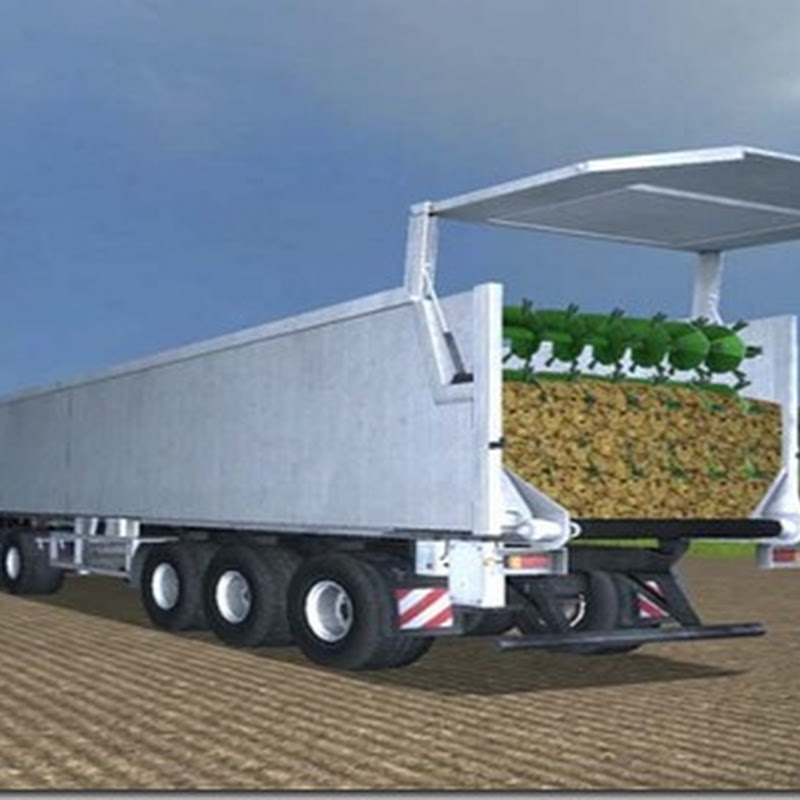 Farming simulator 2013 - SRB35 Manure v 1.0