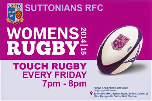 Suttonians RFC womens rugby