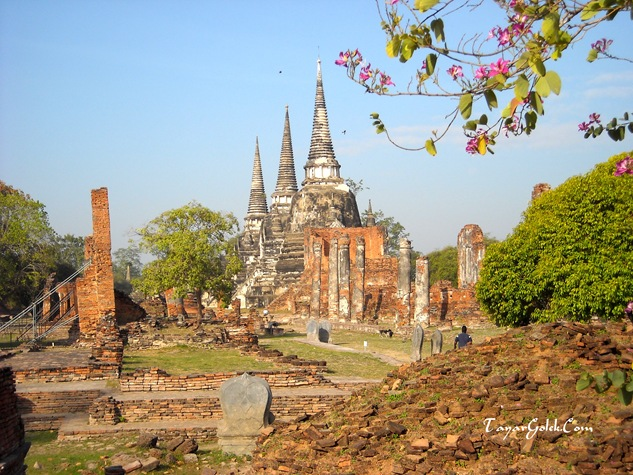 Phra Ubosot Ayutthaya