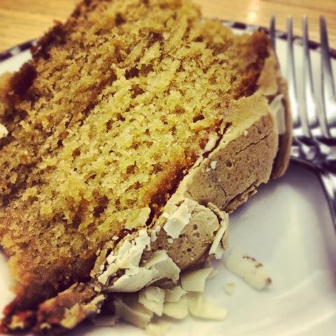 #261 - coffee cake