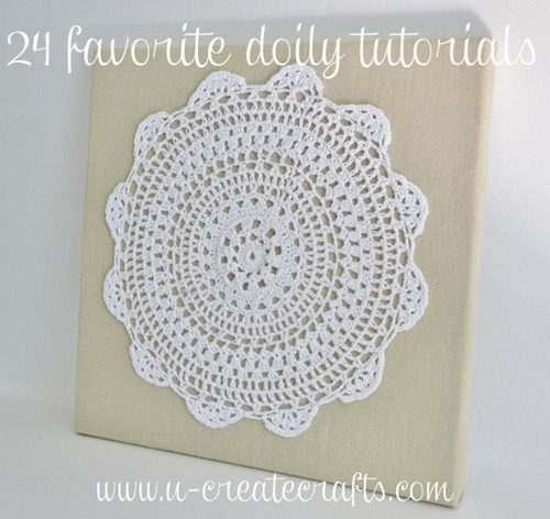 Favorite Doily Tutorials